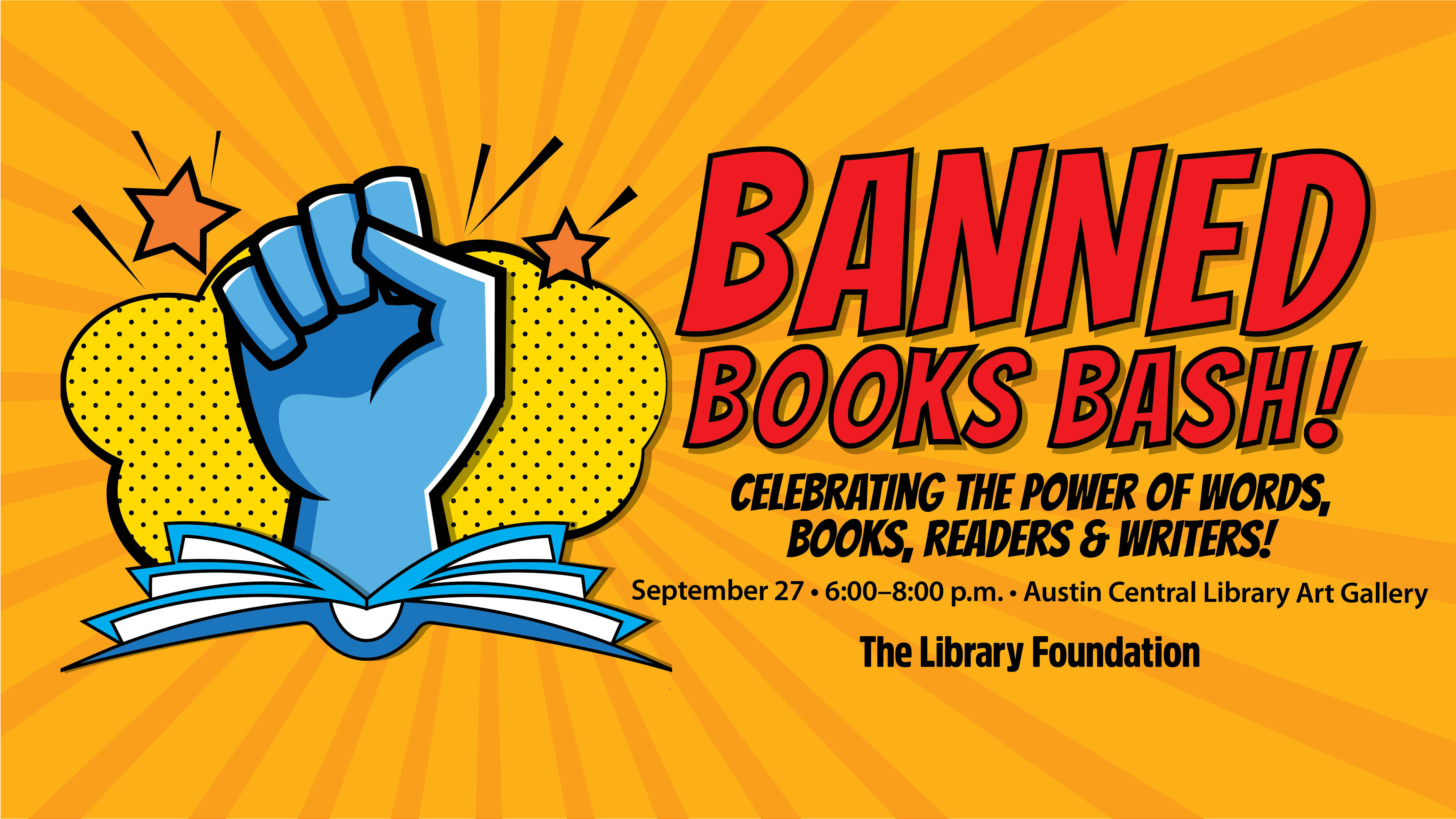 Banned Books Bash  580c203c20649